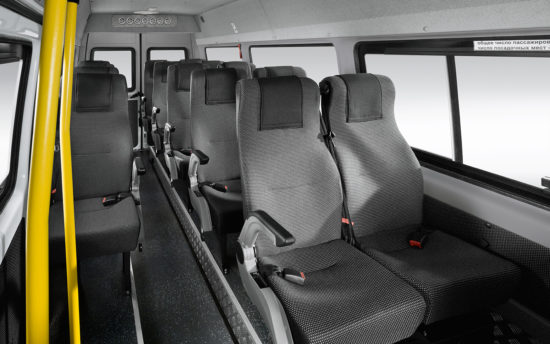 корпоративный автобус Mercedes-Benz Sprinter Bus Classic