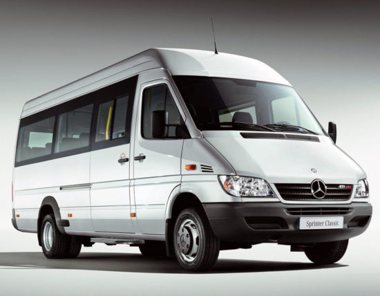 Mercedes-Benz Sprinter Bus Classic