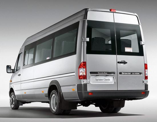 автобус Мерседес-Бенц Спринтер Классик