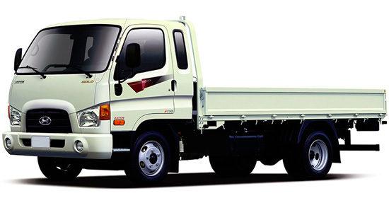 бортовой Hyundai HD78