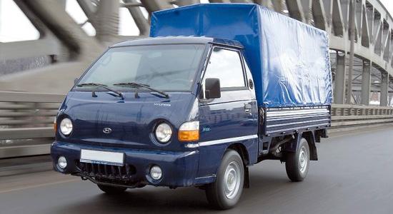 Hyundai Porter (ТагАЗ) на IronHorse.ru ©