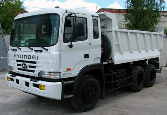 Hyundai HD270 (дорестайлинговый)