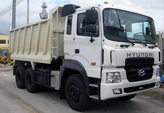 Hyundai HD270 (обновленный)