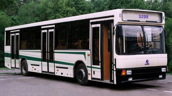 НефАЗ-5299 (городские) 2008-2008