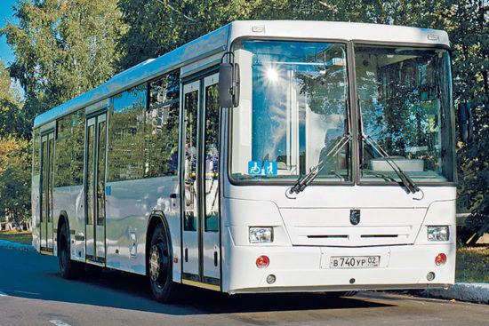 НефАЗ-5299 (городские) 2008-2013