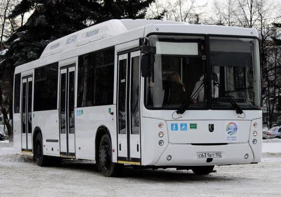 НефАЗ-5299 (городские) 2014-2017