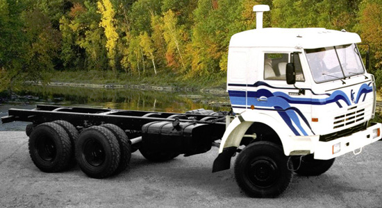 КамАЗ-53228 на IronHorse.ru ©