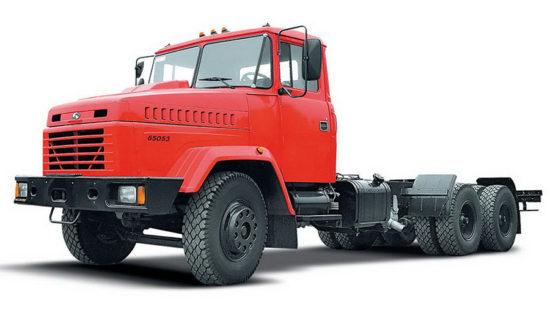 КрАЗ-65053 (шасси)