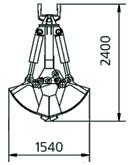 размеры ГК-221