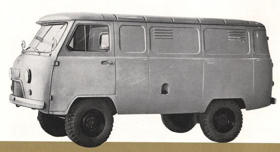 УАЗ-452 на IronHorse.ru ©
