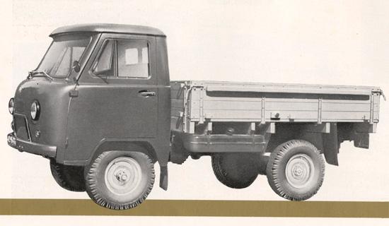 УАЗ-452Д (головастик)