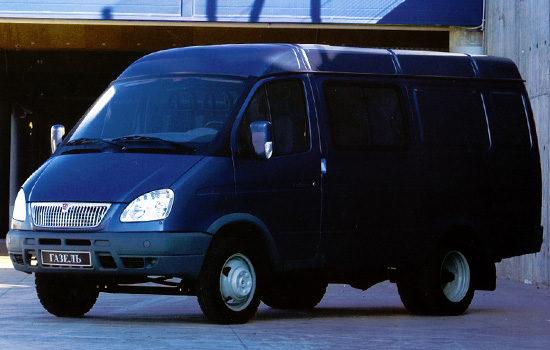 ГАЗ-2705 (ГАЗель) 2003-2010