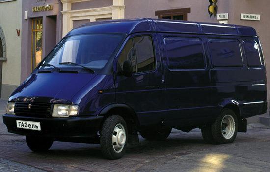 ГАЗ-2705 (ГАЗель) 1995-2002