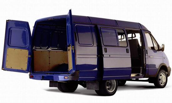 фургон ГАЗ-2705 (ГАЗель)