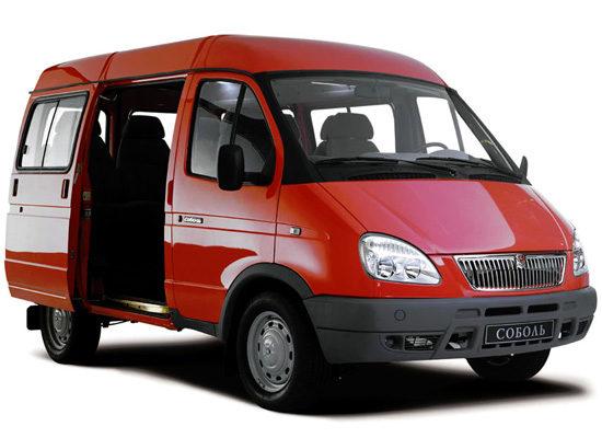 Соболь ГАЗ-22171 (2004-2010)