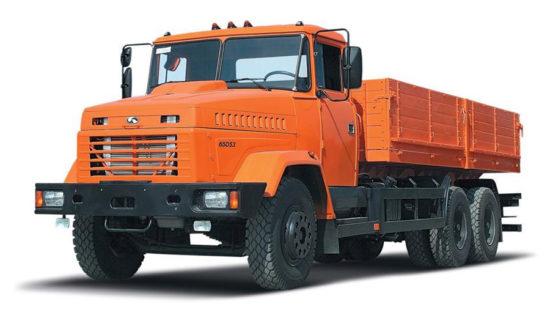 КрАЗ-65053 (бортовой)