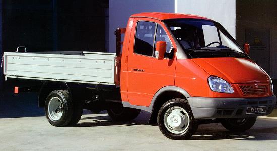 ГАЗ-3302 (ГАЗель) на IronHorse.ru ©