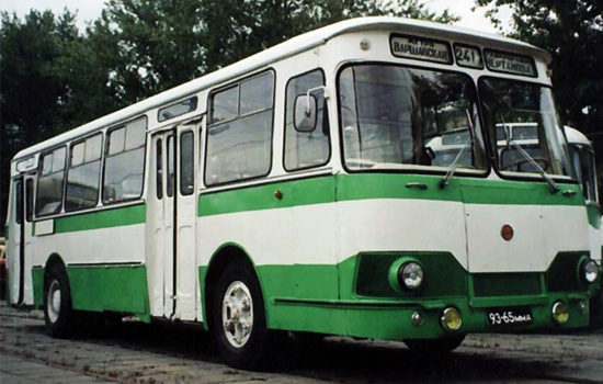 ЛиАЗ 677 (1968-1982)