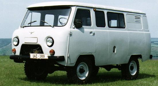 УАЗ-3909 (Комби) на IronHorse.ru ©