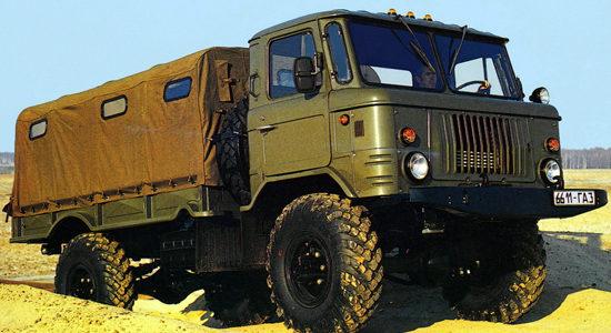 ГАЗ-66 на IronHorse.ru ©