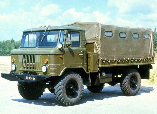 ГАЗ-66 (Шишига)