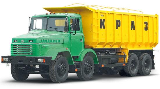 КрАЗ-7133С4-030 (тип 2)