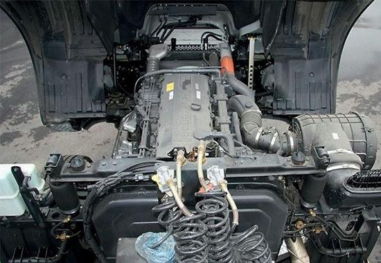 двигатель Hyundai HD500