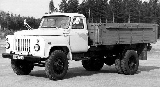 ГАЗ-53 на IronHorse.ru ©