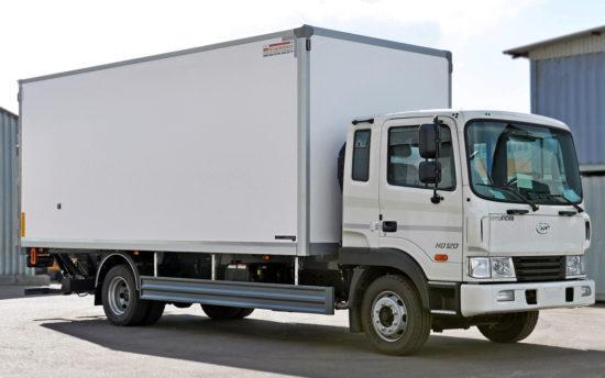фургон Hyundai HD120