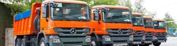 Нефтекамский автозавод начал производство самосвалов Mercedes-Benz
