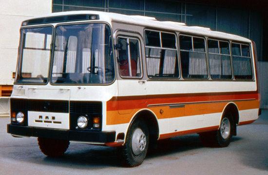 ПАЗ-3205 (1989 года)