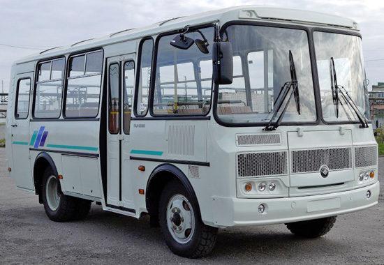ПАЗ-3205 (2015 года)