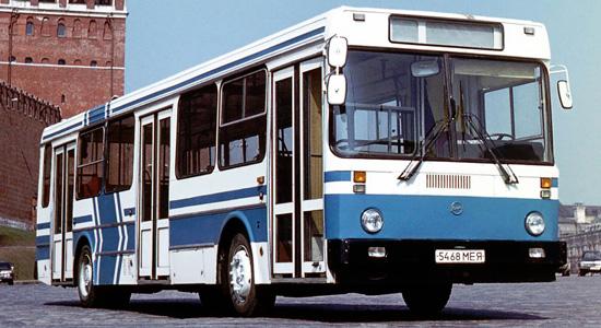 ЛиАЗ-5256 (1986-2004) на IronHorse.ru ©