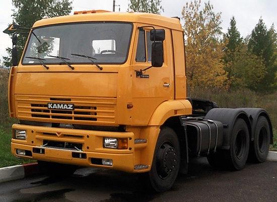 КамАЗ-65116 (дореформенный)