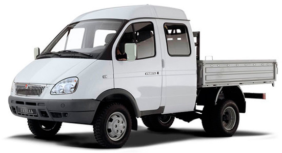 ГАЗ-33023 ГАЗель-Фермер