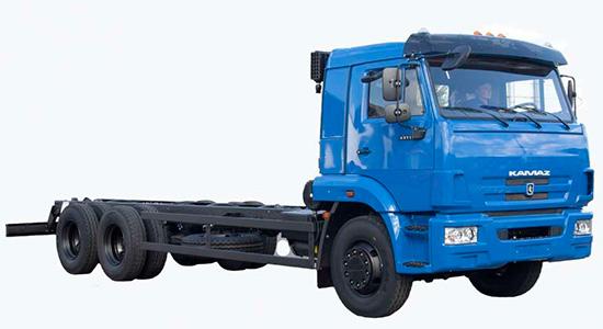 КамАЗ-65117 новый (шасси)