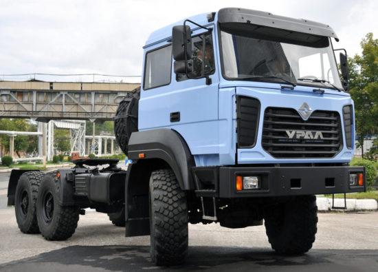 Урал-44202-3511-80