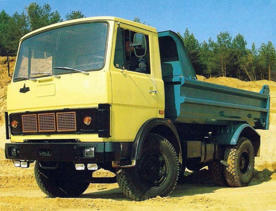 МАЗ-5551 (1985 м.г.)