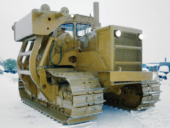 Komatsu D355C-3