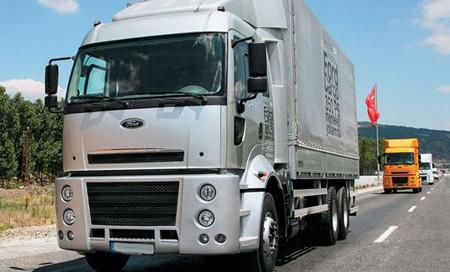 Ford Cargo на IronHorse.ru ©