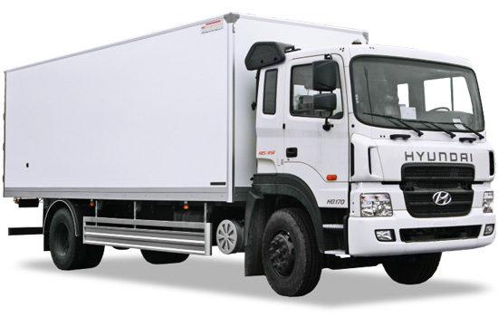 фургон Hyundai HD170 (обновленный)