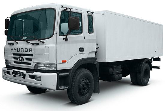 фургон Hyundai HD170 (дорестайлинговый)