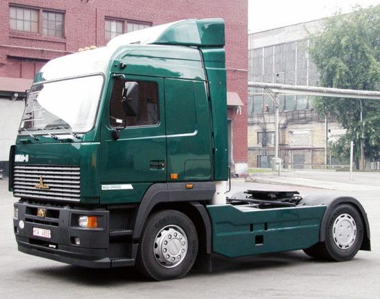 МАЗ-5440 (дорестайлинговый)