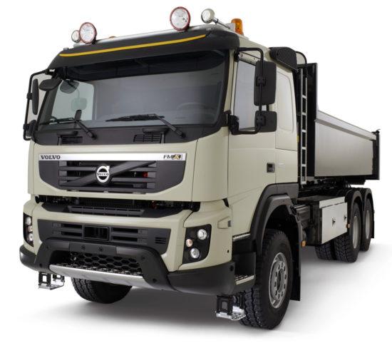 Volvo FMX 1-го поколения
