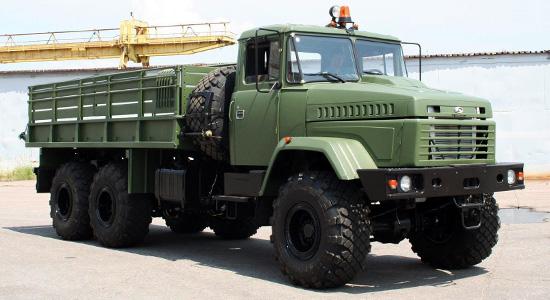 КрАЗ-6322 (Солдат) на IronHorse.ru ©