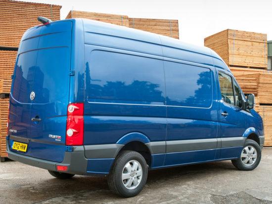 фургон Фольксваген Крафтер 1-го поколения