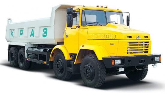 КрАЗ-7133С4-021 (тип 1)