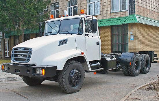 КрАЗ H22.1