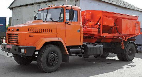 КрАЗ-5233H2 на IronHorse.ru ©