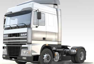 DAF XF 95 - обзор тягачей (характеристики, отзывы) на IronHorse.ru ©